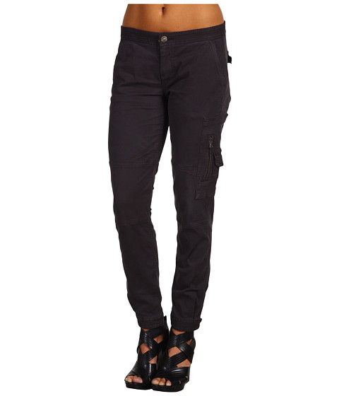 Pantaloni 7 For All Mankind - Maggee Pant Brushed Twill - Charcoal