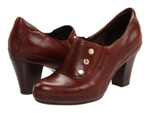 Pantofi Clarks - Vermont Terrace - Brown Leather