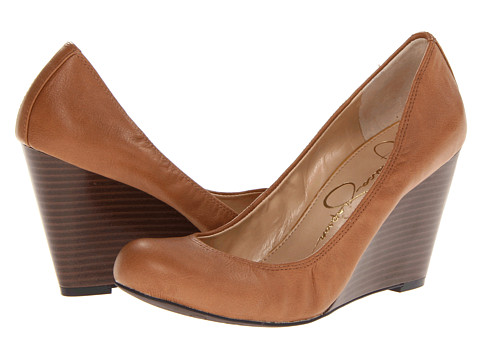 Pantofi Jessica Simpson - Kellie - Tan Winter PU
