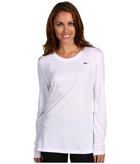 Bluze Nike - Legend Training Shirt - White/Black