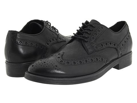 Pantofi Geox - U Blade 1 - Black Oxford