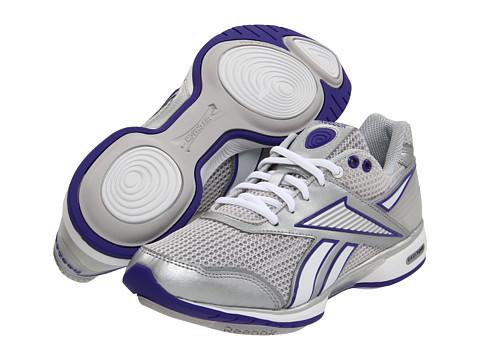 Adidasi Reebok - EasyTone Reecommit - Pure Silver/White/Team Purple/Steel