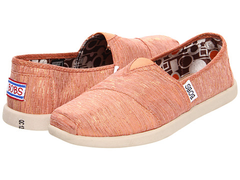 Adidasi SKECHERS - Bobs - World - Coral