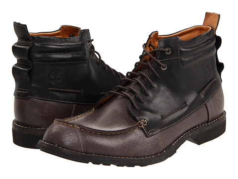 Ghete Timberland - Earthkeepersî City Moc-Toe Chukka - Waxed Grey