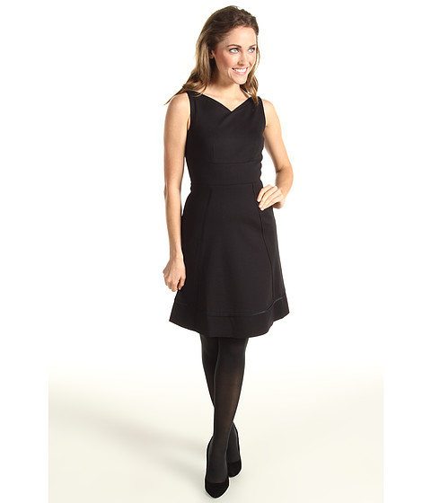 Rochii Elie Tahari - Callie Dress 2011 - Black