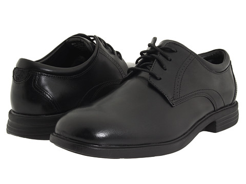 Pantofi Florsheim - Stiles - Black Leather