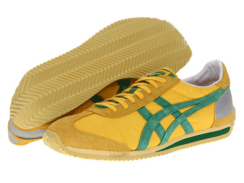 Adidasi ASICS - California 78î Vintage - Yellow/Amazon