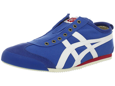 Adidasi ASICS - Mexico 66Ã'® Slip-On - Blue/White