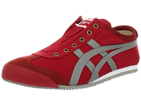 Adidasi ASICS - Mexico 66Ã'® Slip-On - Red/Grey