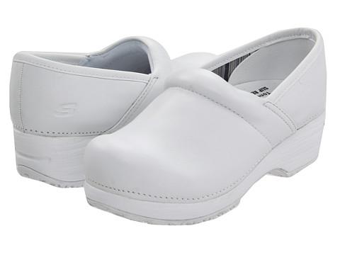 Sandale SKECHERS - Clog SR - White