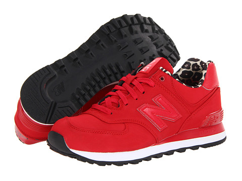 Adidasi New Balance - WL574 - Red SP 2013