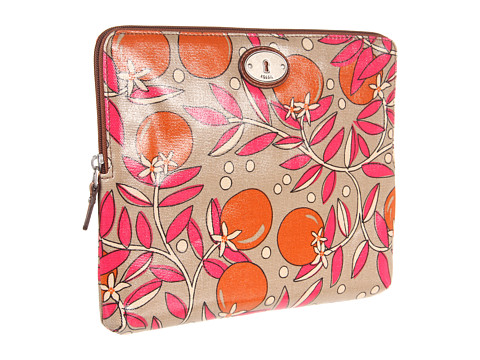 Genti de mana Fossil - Key-Per Small Tech Sleeve - Fruit