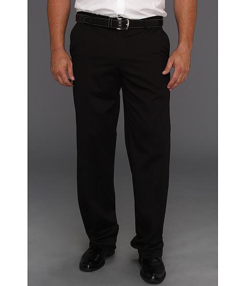 Pantaloni Dockers - Big & Tall Signature Khaki D3 Classic Fit Flat Front - Black