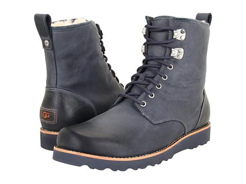 Ghete UGG - Hannen - New Navy Leather