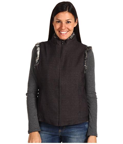 Jachete Calvin Klein - Reversible Vest (Faux Fur) - Charcoal