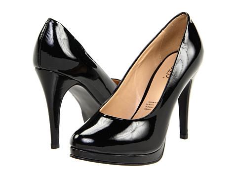 Pantofi rsvp - Macall - Black Patent