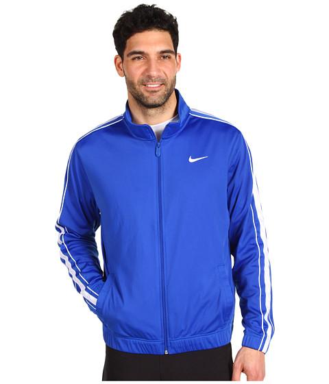 Bluze Nike - Practice OT Jacket - Game Royal/White/White/White