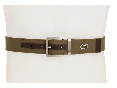 Curele Lacoste - 25106 - Olive/Brown
