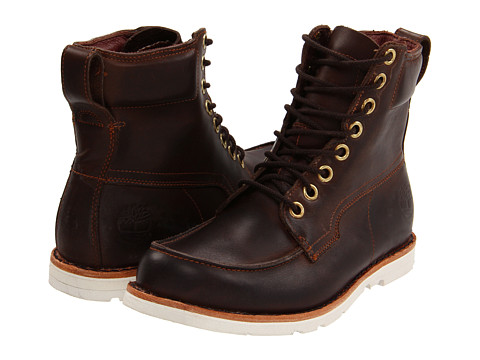 Ghete Timberland - Earthkeepers 2.0 Moc Toe Boot - Dark Brown Smooth