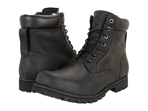 "Ghete Timberland - Earthkeepersî Rugged 6"" Boot - Black Out"