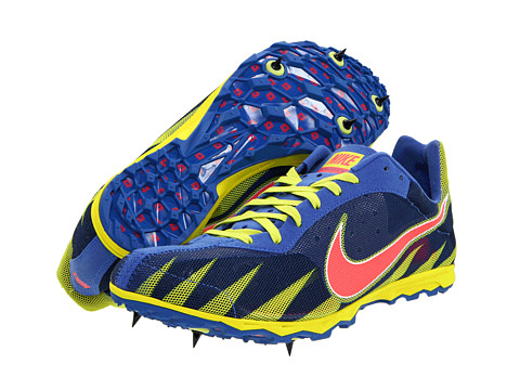 Adidasi Nike - Zoom Forever XC 3 - Treasure Blue/High Voltage/Solar Red