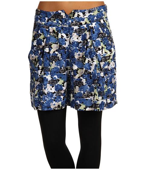 Pantaloni BCBGeneration - Pocket Flap Short - Hazy Blue