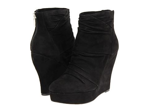Cizme Boutique 9 - Wixen - Black Suede