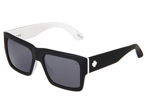 Ochelari Spy Optic - Bowery - Whitewall/Grey/Black Mirror