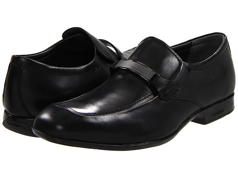 Pantofi Calvin Klein - Adam - Black Dress Calf