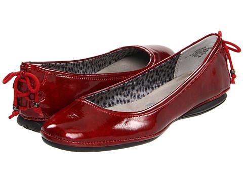 Balerini Anne Klein - Seana - Red Patent