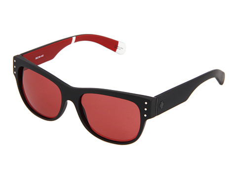 Ochelari Spy Optic - Borough - Matte Black/Burgundy Lens