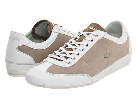 Adidasi Lacoste - Misano 7 - Off White/Grey
