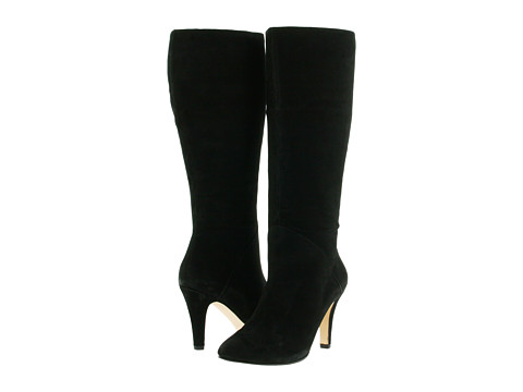 Cizme Fitzwell - Montana Boot - Black Suede