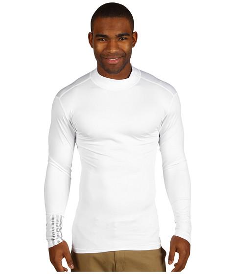 Bluze adidas Golf - ClimaLiteÃ'® Thermal Compression L/S Shirt - White