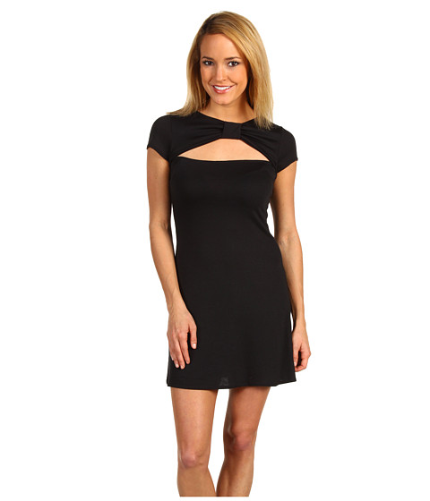 Rochii Promiscuous - Reagan Dress - Black