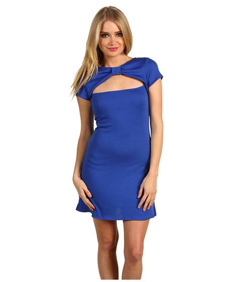 Rochii Promiscuous - Reagan Dress - Royal