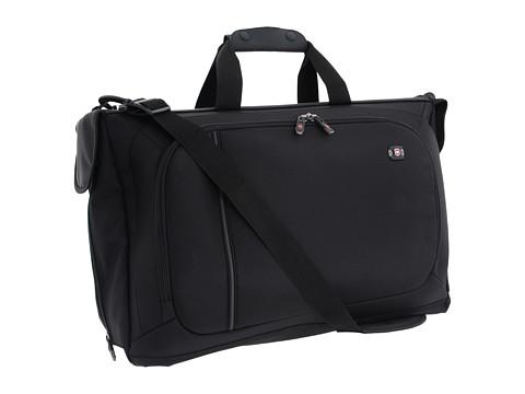 Genti de voiaj Victorinox - Werks Travelerâ⢠4.0 - WT Porter Tri-Fold Garment Bag - Black/Black