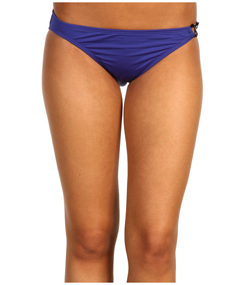 Special Vara Tommy Bahama - Pearl Solids Hipster Bottom W/ Double Ring Detail - Galaxy Blue
