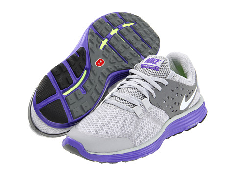 Adidasi Nike - LunarSwift+ 3 - Wolf Grey/Cool Grey/Pure Purple/White