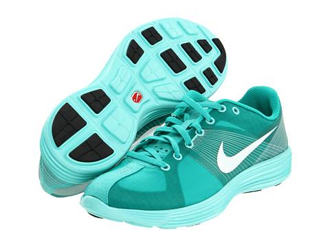 Adidasi Nike - Lunaracer+ W - New Green/Tripical Twist/Summit White