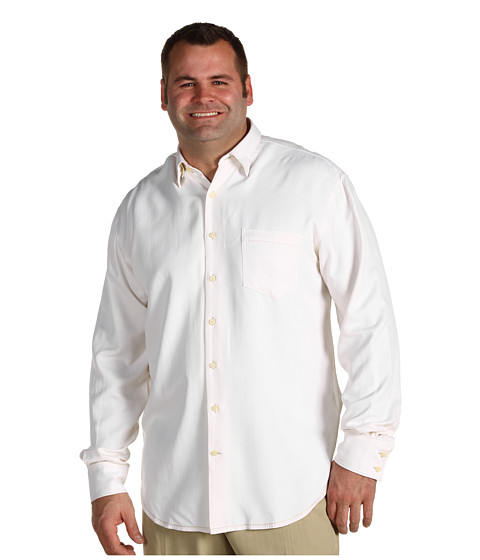 Camasi Tommy Bahama - Big & Tall Crystal Bay Shirt - Coconut