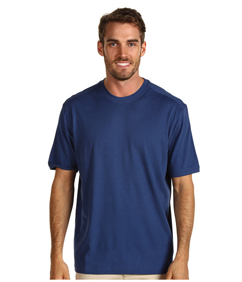 Tricouri Tommy Bahama - Palm Cove Tee - Gulf Blue