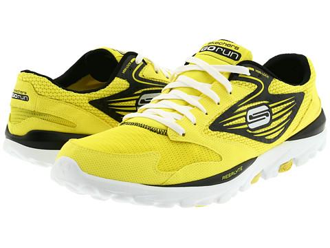 Adidasi SKECHERS - GOrun - Yellow/Black