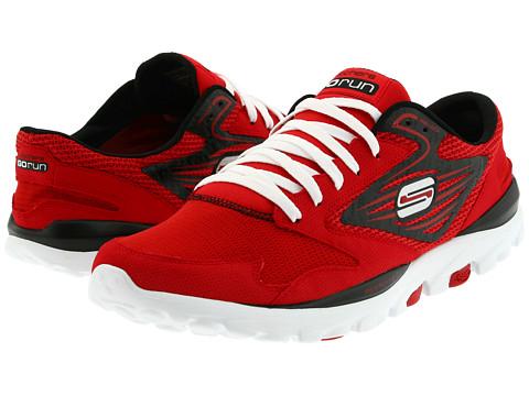 Adidasi SKECHERS - GOrun - Red/Black