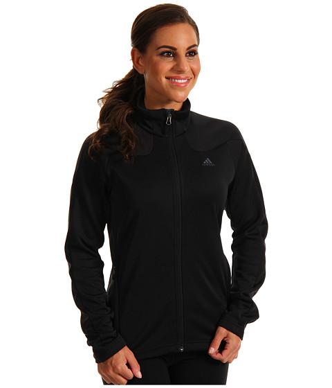 Bluze adidas - Hiking 1Side Fleece Jacket - Black