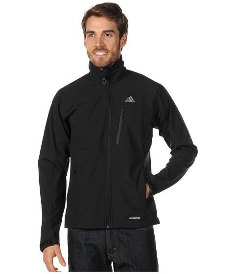 Jachete adidas - HT Softshell Jacket - Black/Tech Grey