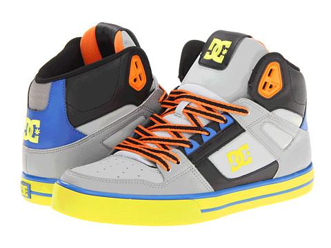 Adidasi DC - Spartan Hi WC - Black/Tennis