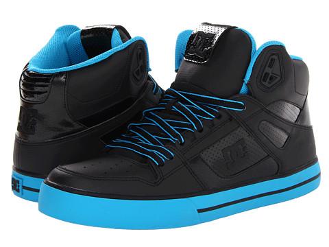 Adidasi DC - Spartan Hi WC - Turquoise/Black