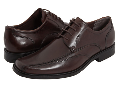 Pantofi Bostonian - Hewett - Dark Brown
