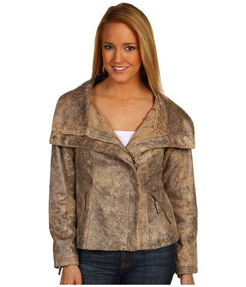 Jachete Brigitte Bailey - Elissa Acid Wash Jacket - Taupe